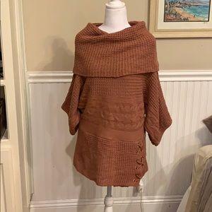 NWT Caren Sport Sweater/mini dress Size 1X